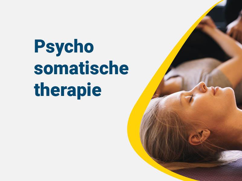 Psychosomatische fysiotherapie